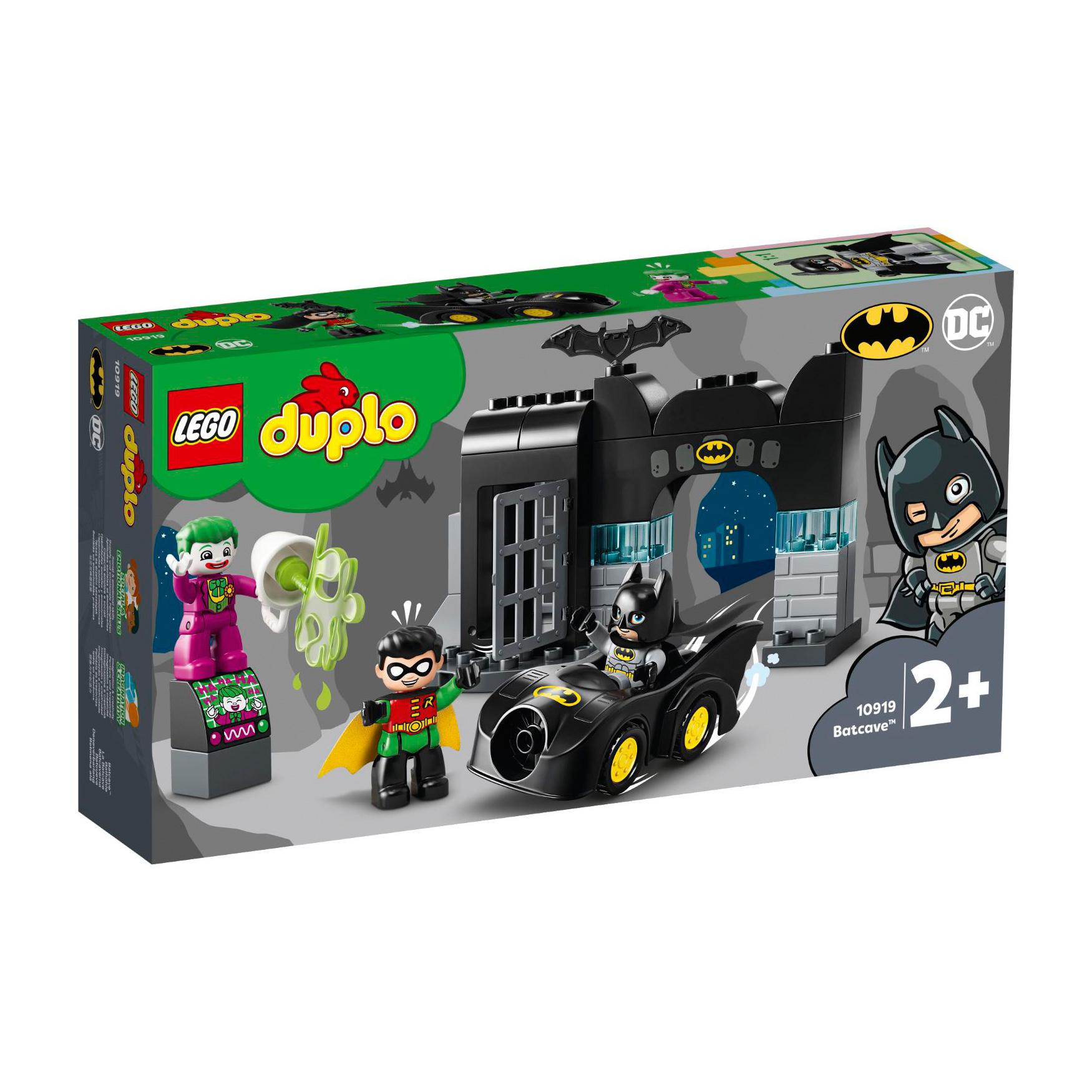 לגו מגה סטור דופלו 10919 LEGO Batcave