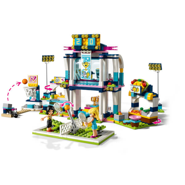 לגו מגה סטור חברות LEGO Stephanie