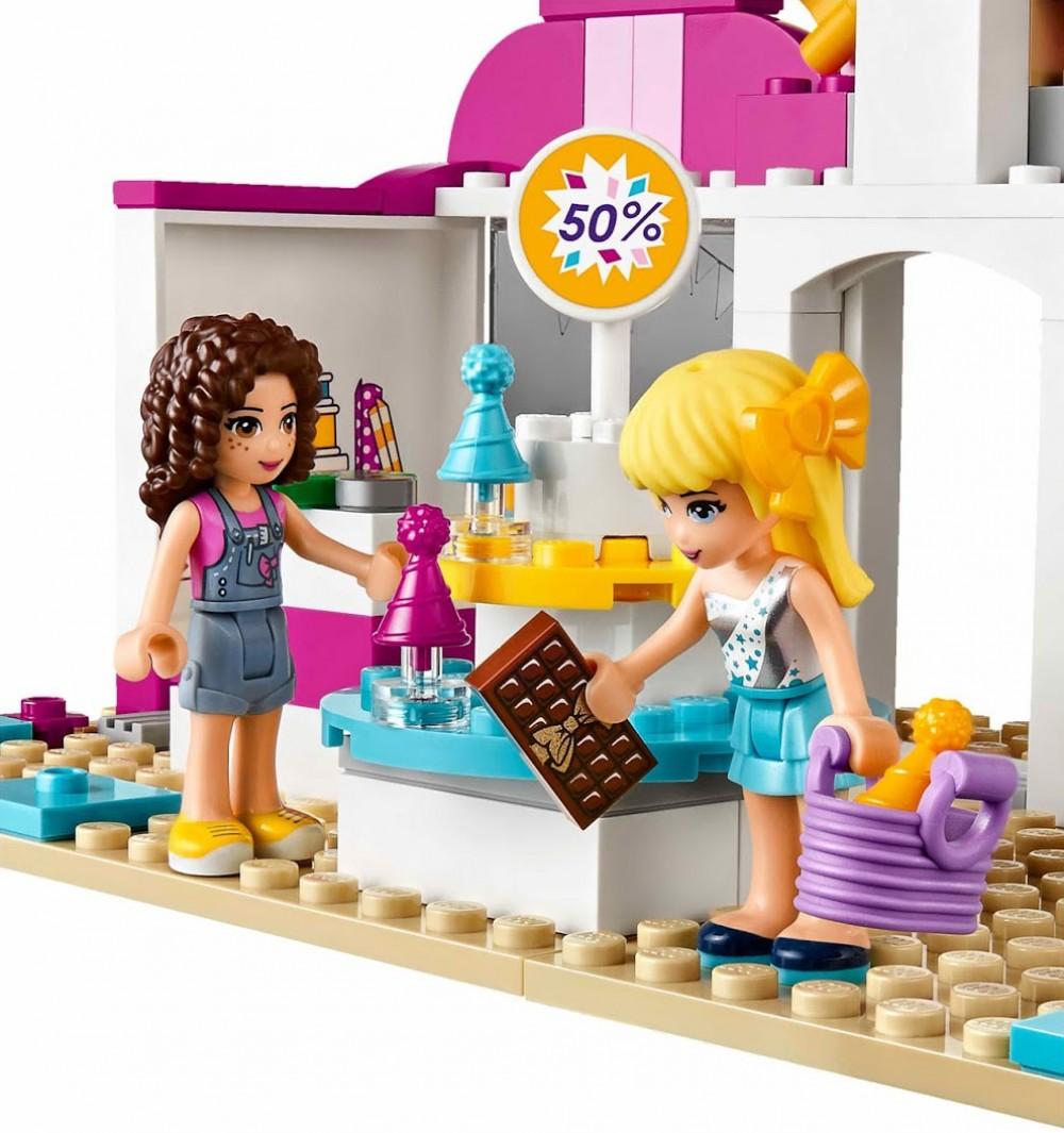 לגו חברות LEGO Heartlake Party Shop 41132