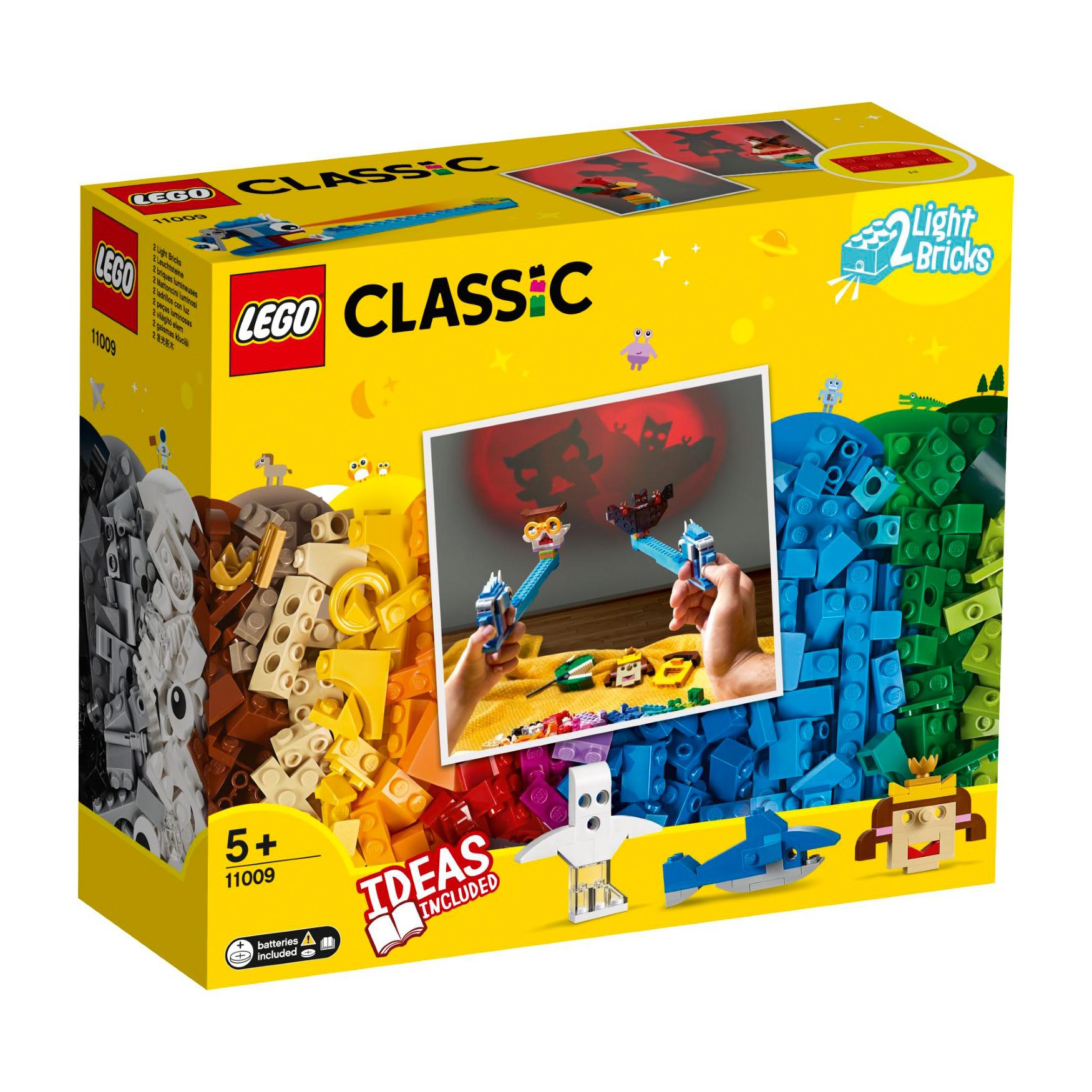 לגו מגה סטור קלאסיק 11009 LEGO Shadow Theatre