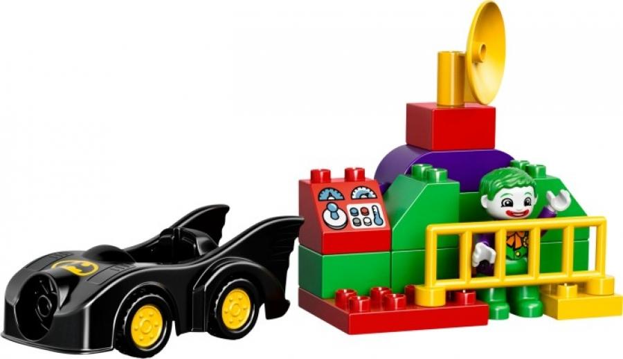 לגו דופלו LEGO The Joker Challenge 10544