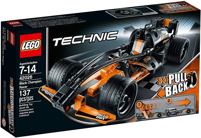 לגו מגה סטור Technic 42026 Black Champion Racer LEGO