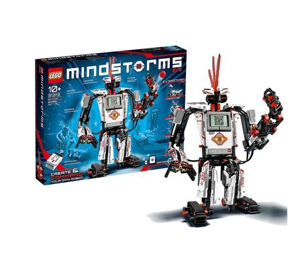 LEGO Mindstorms EV3 31313 לגו מגה סטור Mindstorms