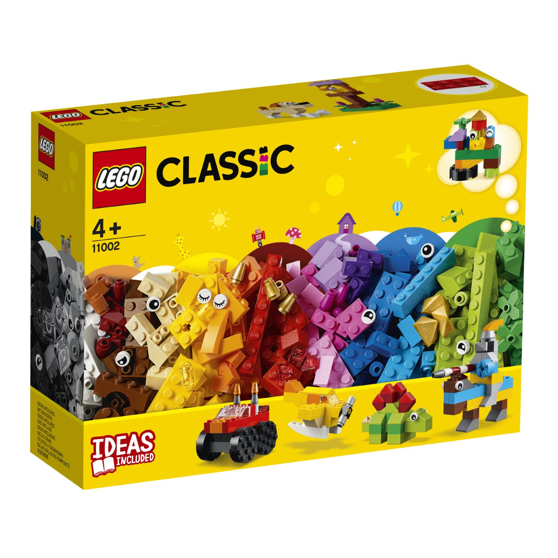LEGO Basic Brick Set 11002 לגו מגה סטור קלאסיק